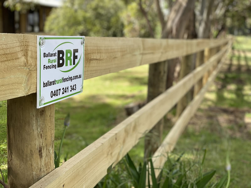 Ballarat Rural Fencing